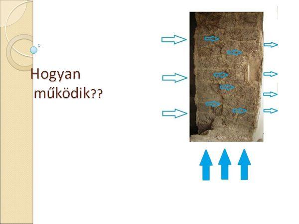 Vályog falazóhabarcs